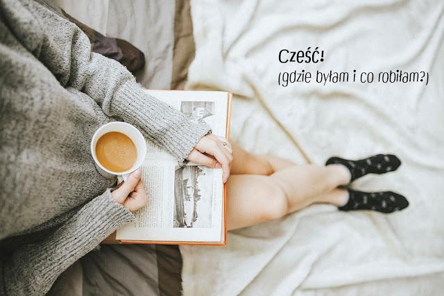 blog dziewczyna kawa książka