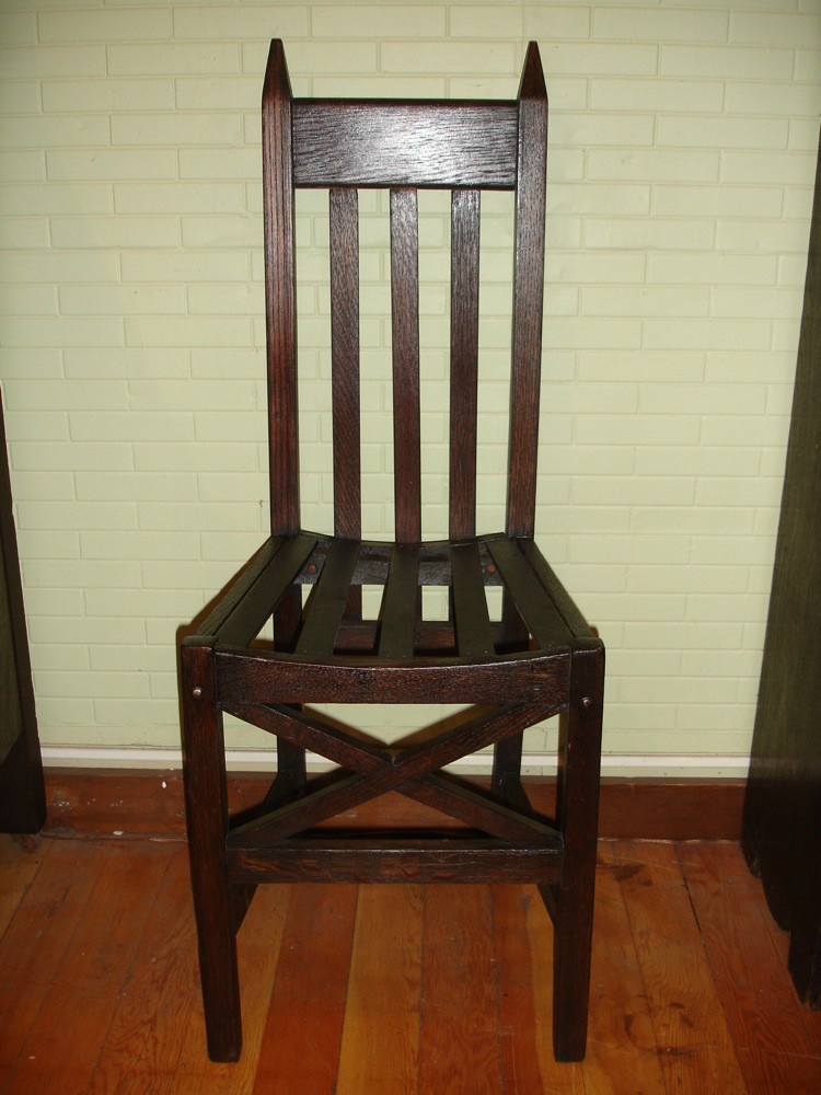 Price Guide Vintage Furniture Mission Arts Amp Crafts Chair