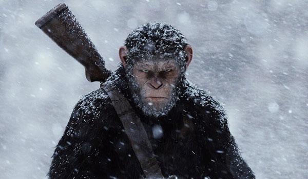 Planeta dos Macacos - A Guerra - filme