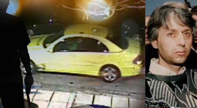 Δημήτρης Βακρινός, ο ταξιτζής δολοφόνος