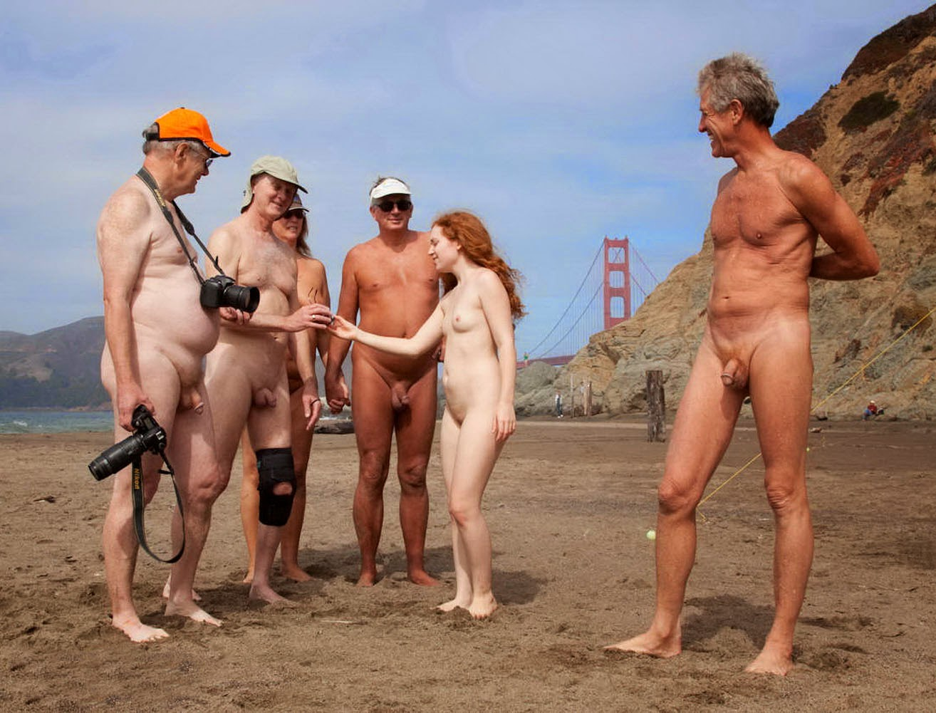 Nude Beach Sf