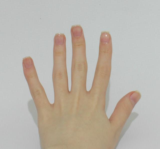 Aplicar manicura permanente