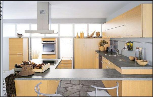 Phụ kiện tủ bếp hiện đại giúp hiện đại hóa căn bếp truyền thống