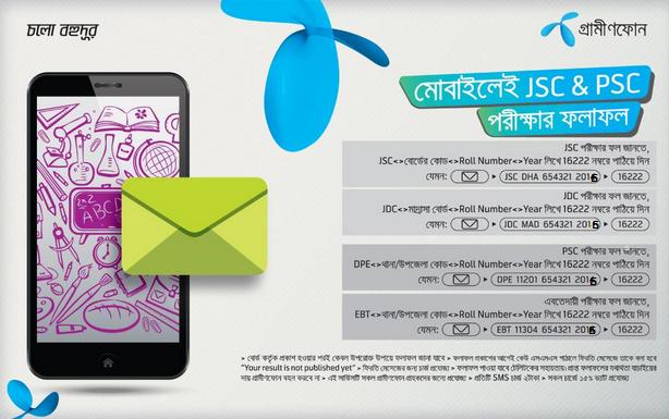 Dhaka Board JSC Result 2016