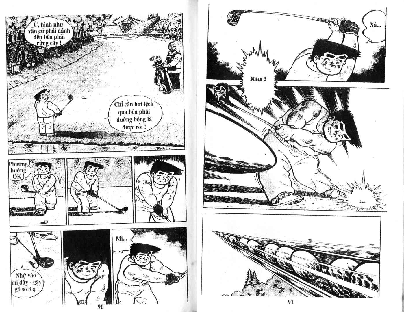 Ashita Tenki ni Naare chapter 38 trang 43