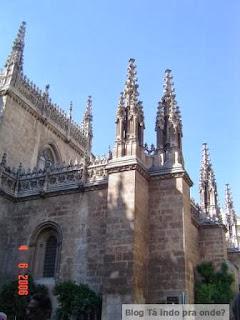 Capela Real em Granada
