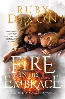 Fire in His Embrace by Ruby Dixon