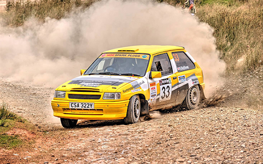 Weston Body Hardware: Matthews clinches best prize in national rallying