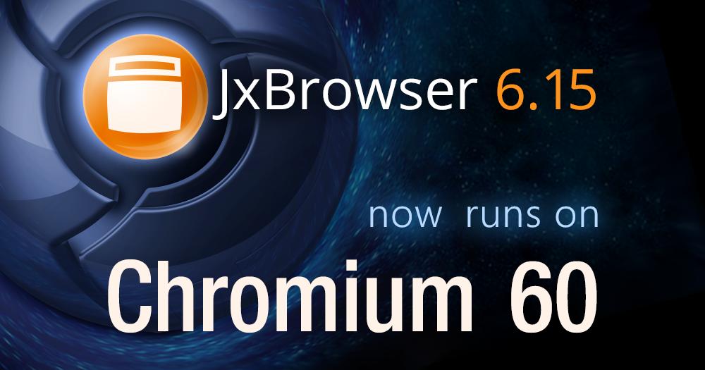 Jxbrowser Chromium
