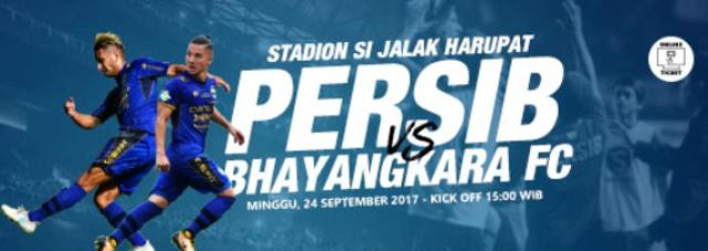 Panpel Persib vs Bhayangkara Siapkan 22 Ribu Tiket, Harga Mulai Rp32.000