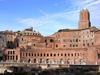 El Mercado de Trajano, Roma
