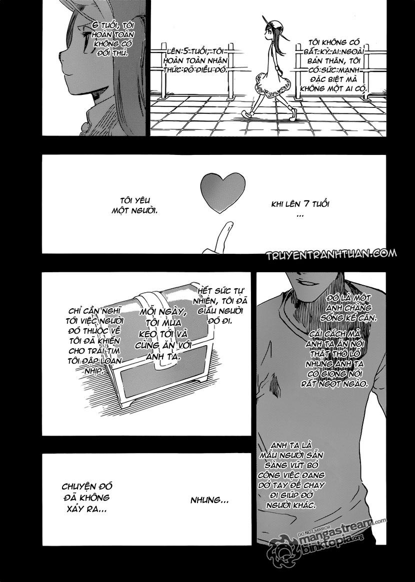 Bleach chapter 471 trang 9