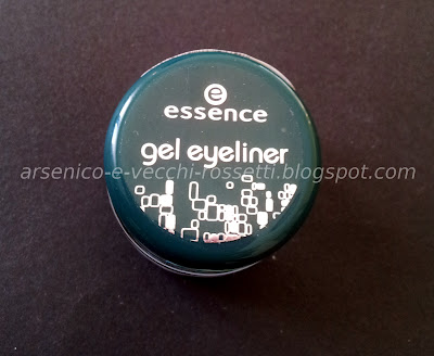 Essence Gel Eyeliner 04 I Love NYC