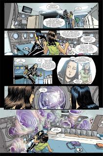 """Cómic: Reseña de """"Doctor Who: Revoluciones de Terror """" de Elena Casagrande y Nick Abadzis - Fandogamia editorial"""