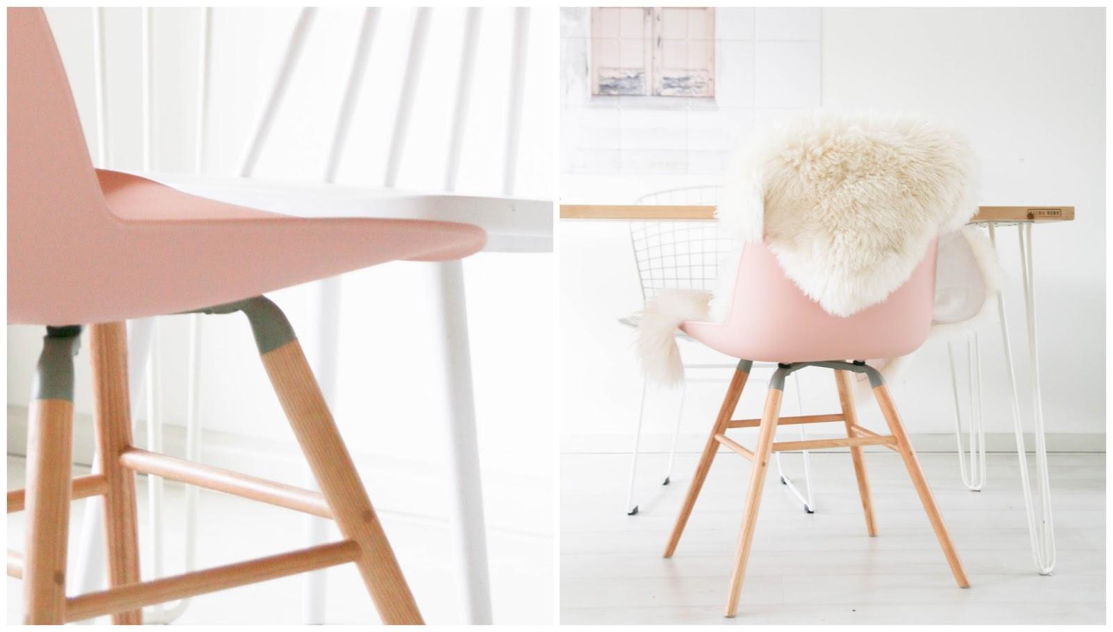 Licht Roze Stoel : Roze stoelen voor een speels accent ▷ bij westwingnow