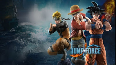 JUMP FORCE Mobile APK + OBB for Android