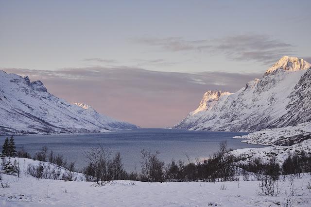 Paisajes de Tromso - Noruega por Monica Poza