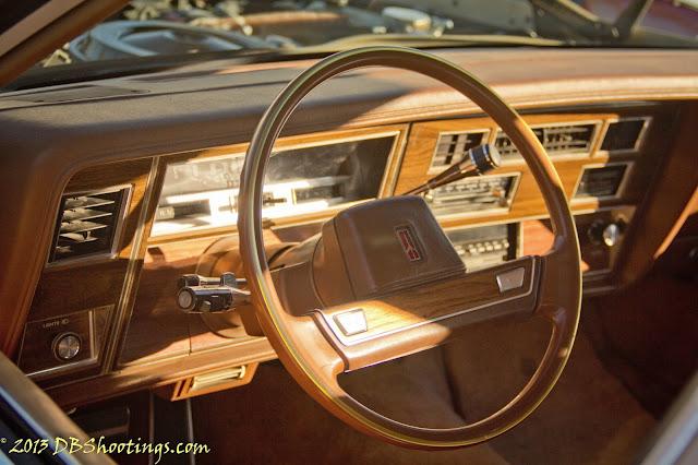 1984 Oldsmobile Custom Cruiser dash