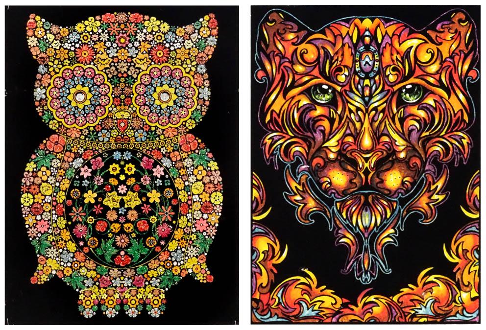 Luzyarte Mandalas pintados como iniciacin a entrar en el mundo