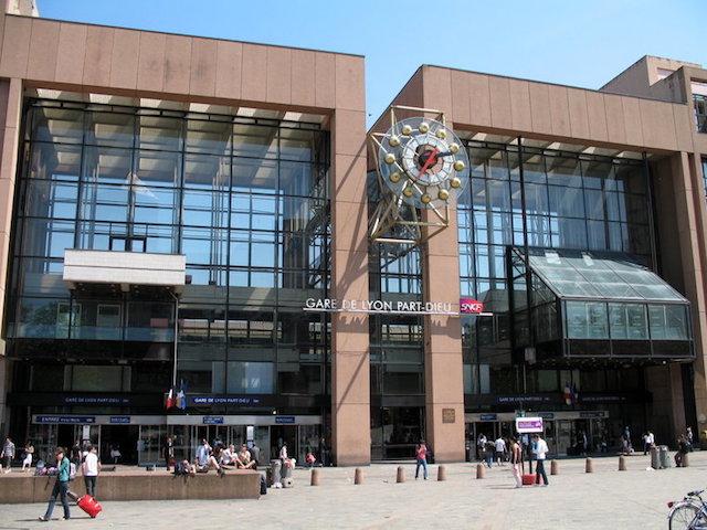 Estação Lyon Part Dieu