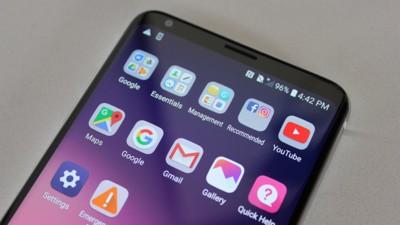LG V30 Android'in Yeni Sürüm Güncellemesi Başladı