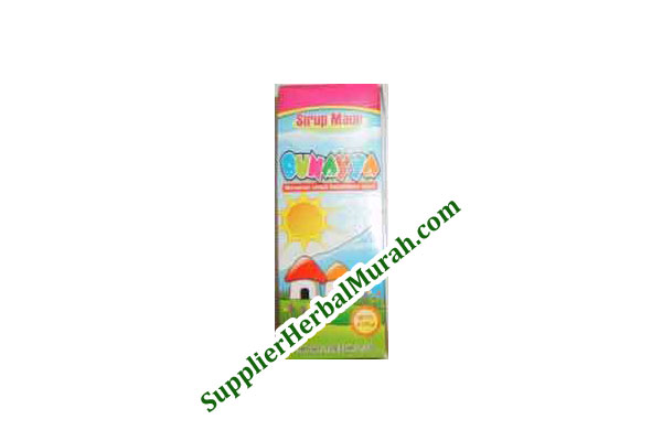 Sirup Gurah untuk Anak dan Dewasa 125 ml