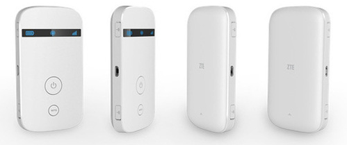 MF90 4G LTE Pocket WiFi
