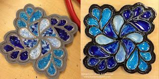 Adventures Of An Art Teacher Melting Glass In Ceramics