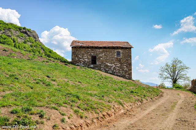 Село Груниште, Мариово