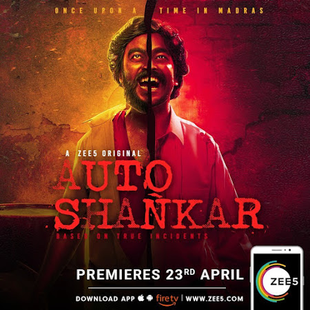Poster Of Auto Shankar Season 01 2019 Watch Online Free Download