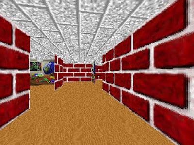 Laberinto de ladrillos Windows 98