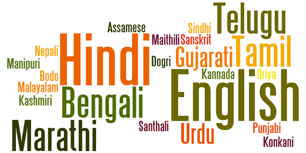 Popular Indian Languages