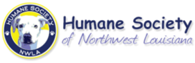 Humane Society of NW LA. logo