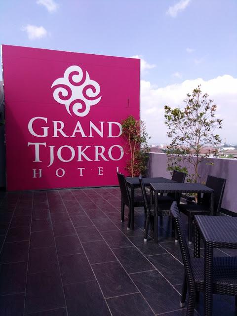 Mengenal SAS HOSPITALITY  dan Blogger Gathering di Grand Tjokro Hotel Yogyakarta