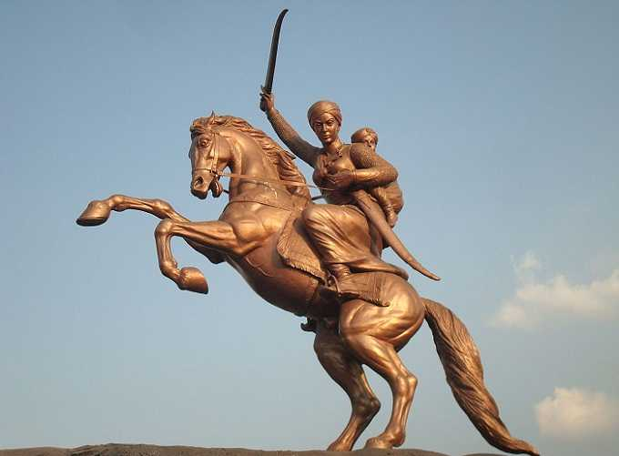 Poem on Jhansi Ki Rani in Hindi