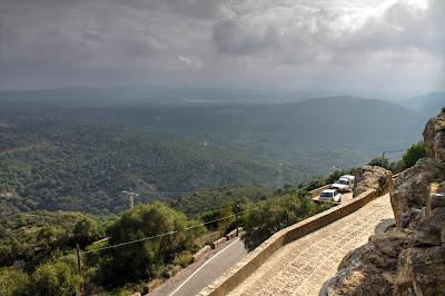Góry w Andaluzji