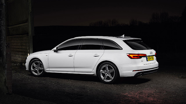 The all-new Audi A4 Avant - Ahead in the space race