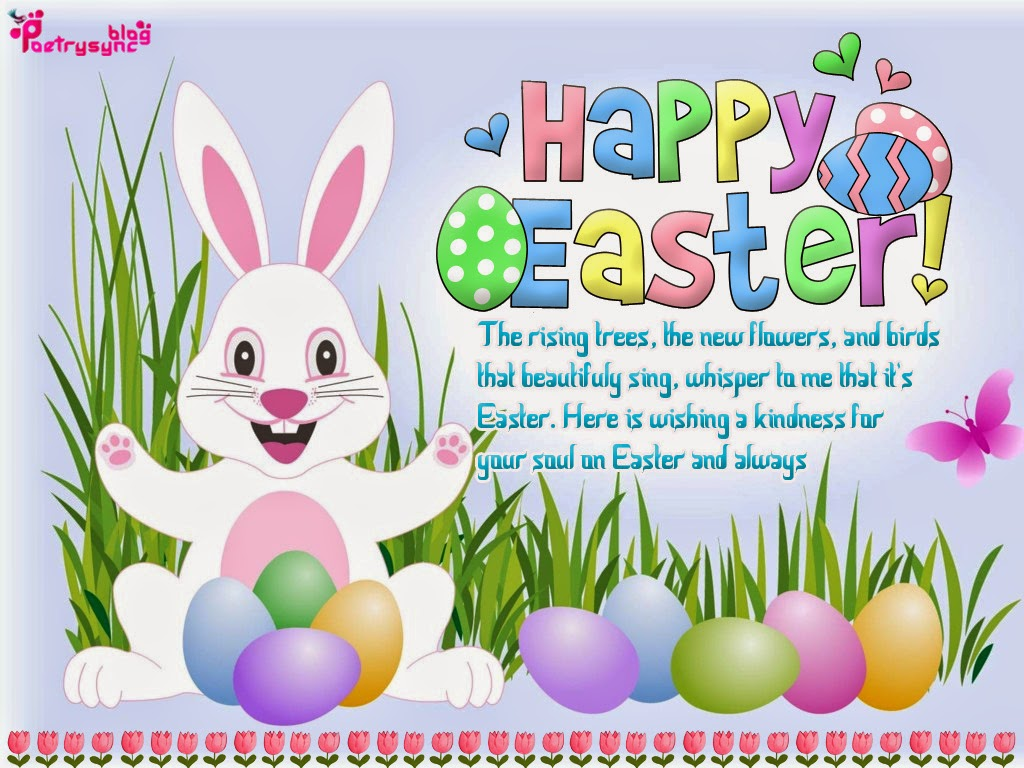 Happy Easter Holiday Message Merry Christmas And Happy New Year 2018