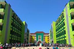 Jurusan dan Daya Tampung SPAN PTKIN Institut Agama Islam Negeri Ponorogo (IAIN Ponorogo)