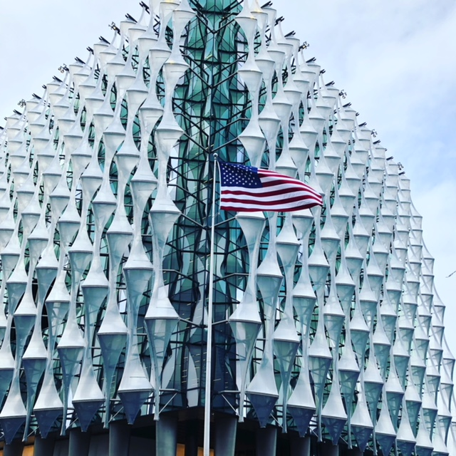 US Embassy in London
