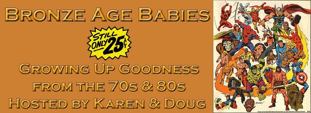 Bronze Age Babies: Guest Review -