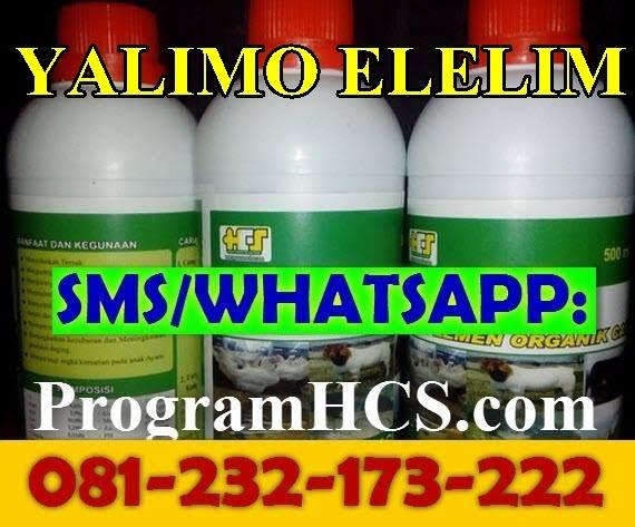Jual SOC HCS Yalimo Elelim