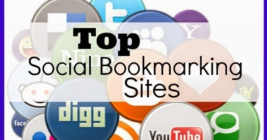 Top 30+ New Do-follow Social Bookmarking Sites List