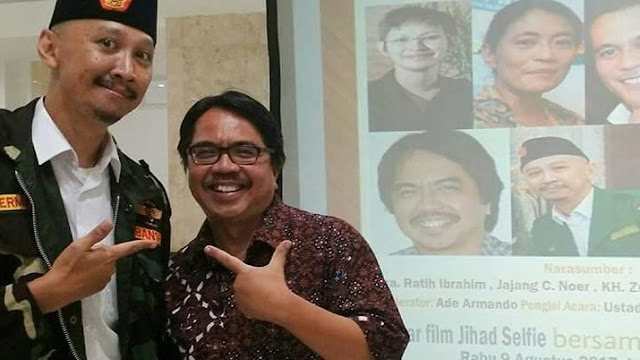 Ade Armando: HRS Keturunan Nabi Itu Omong Kosong!