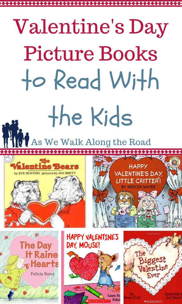 Valentine's Day picture books