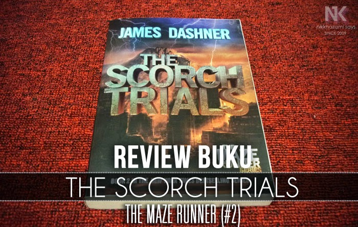 what is the next book after the scorch trials