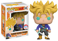 Funko Pop! Super Saiyan Trunks