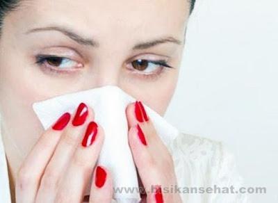 Cara Alami Mengatasi Hidung Tersumbat Sampai Tuntas