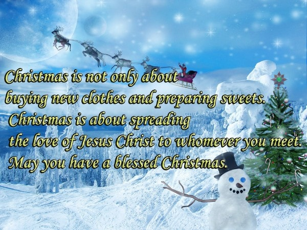 Merry Christmas quotes for Family