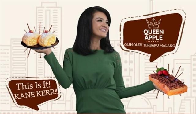 Varian Rasa, Harga, dan Alamat Outlet Queen Apple